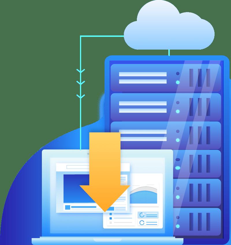 Webhosting: Ihr Speicher für die neue Homepage